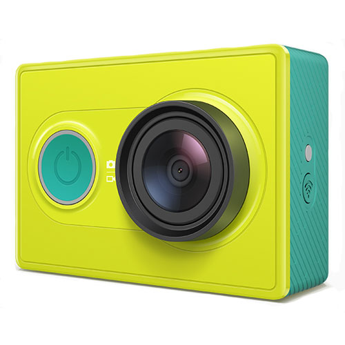 Xiaomi Yi Sports FullHD camera, Jungle