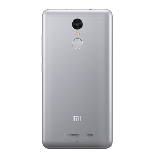 Xiaomi Redmi Note 3 3GB/32GB, šedý