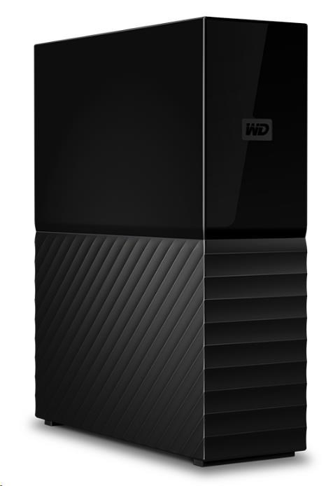 "Western Digital My Book 4TB 3.5"" USB3.0 (single drive)"