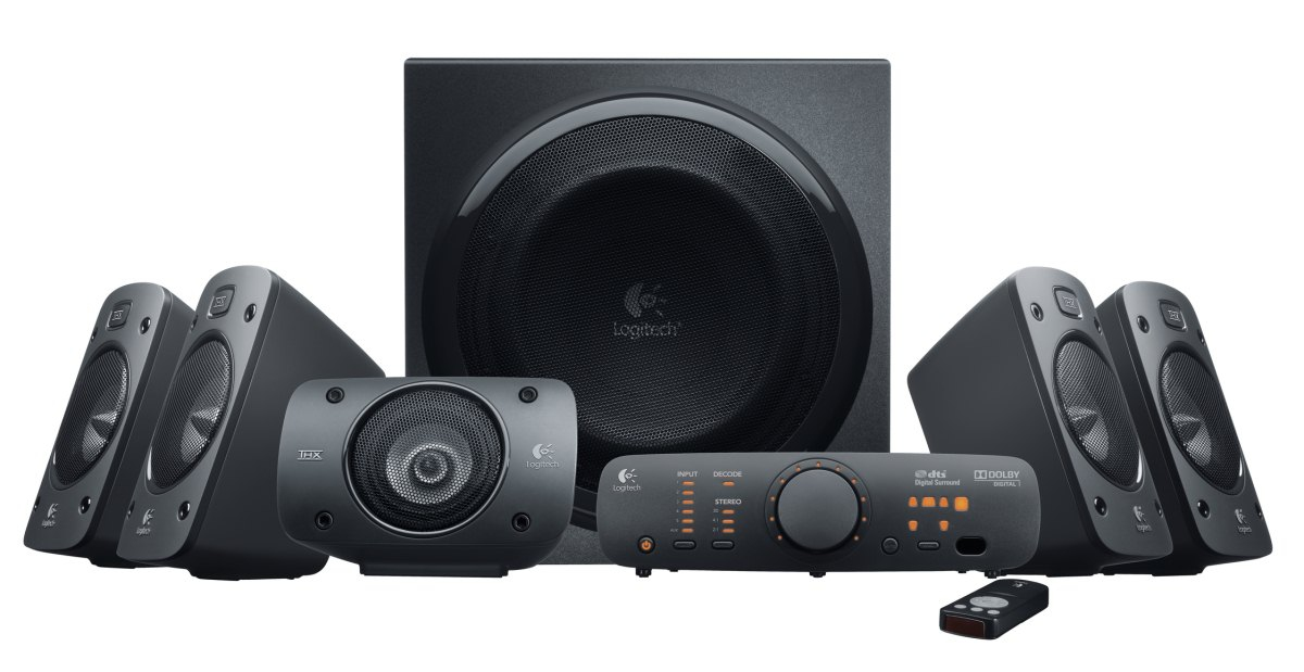 Logitech Repro Speakers Z906
