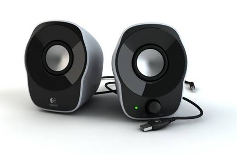 Logitech Repro Stereo Speakers Z120