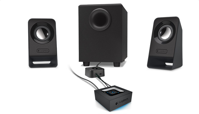 Logitech Repro Multimedia Speakers Z213