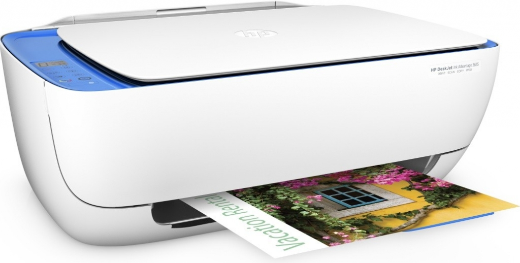 HP All-in-One Deskjet Ink Advantage 3635