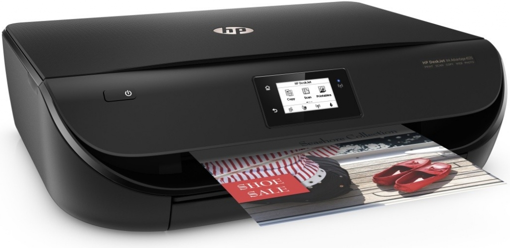 HP All-in-One Deskjet Ink Advantage 4535