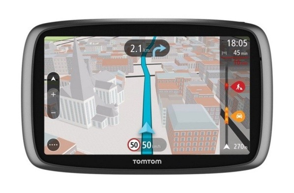 TomTom Trucker 6000 Europe, Lifetime mapy