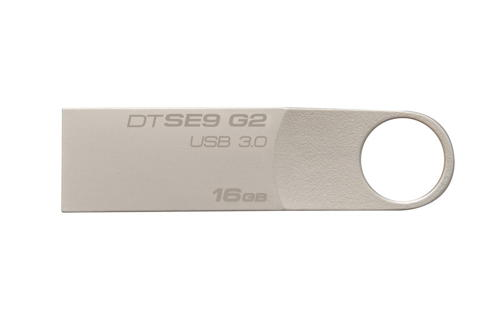 Kingston DataTraveler SE9 G2 16GB, kovový